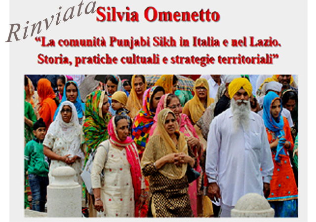 La comunità Punjabi in  Italia e nel Lazio