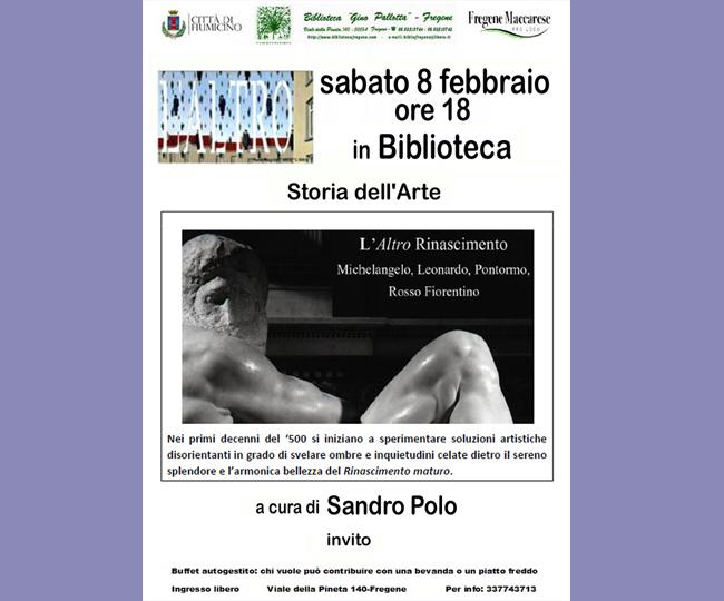Sandro Polo – L'Altro Rinascimento