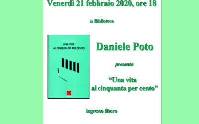 Daniele Poto – Una vita al cinquanta per cento