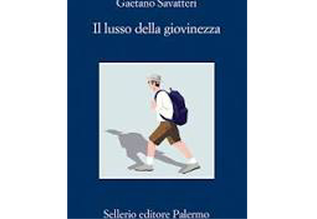 Il lusso della giovinezza, Gaetano Savatteri.