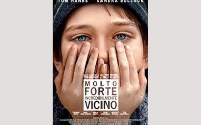 """Cinema in Biblioteca – film tratti da libri: 21 LUGLIO, ORE 21″MOLTO FORTE, INCREDIBILMENTE VICINO"""""""